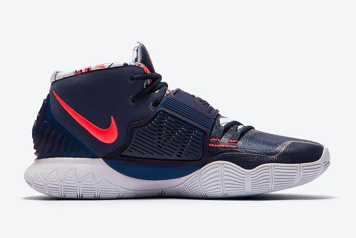 Nike Kyrie 6 Usa Right