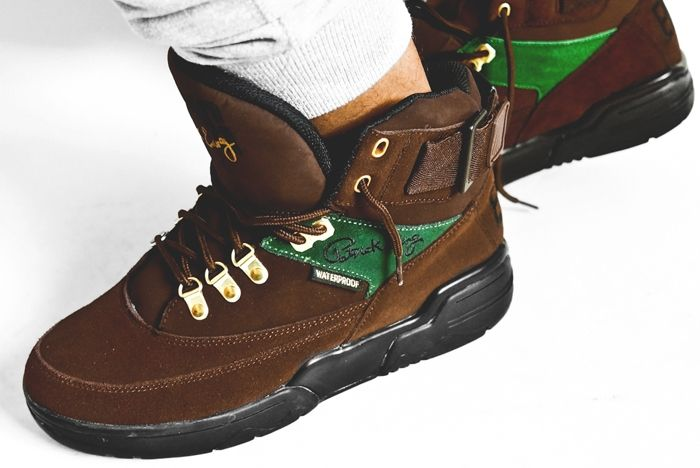 Ewing 33 Hi Brown Green On