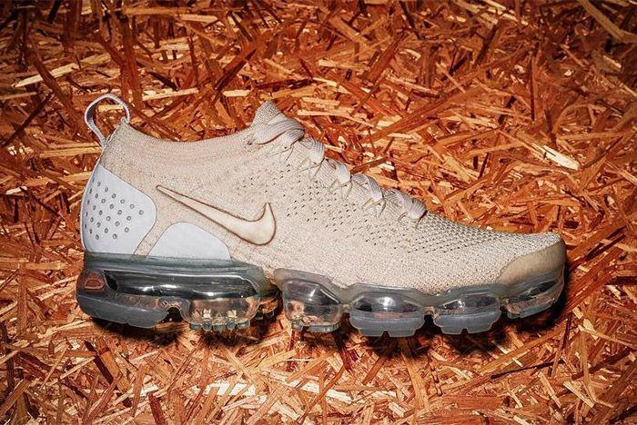 Nike Air Vapormax Tan New 1