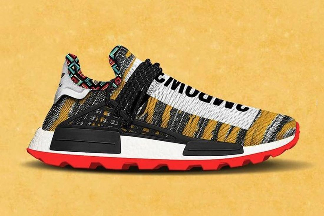 Adidas Pharrel Hu Nmd Sneaker Freaker 2