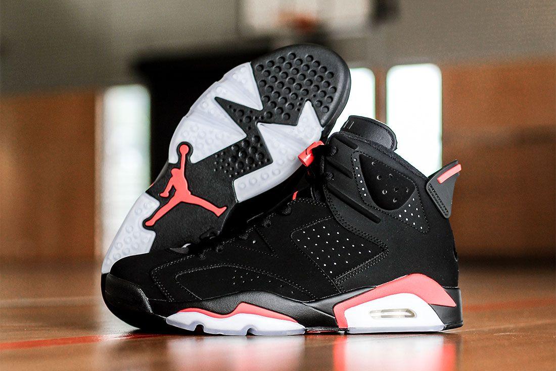 Air Jordan 6 Infrared Release 2
