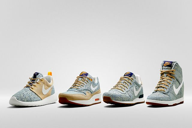 Liberty Of London X Nike Summer 2014 Collection 8