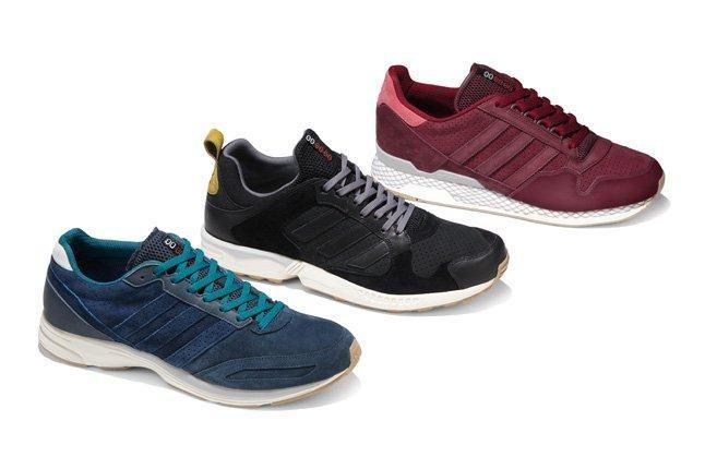 Adidas Run Thru Time Collection 00 Pack 7