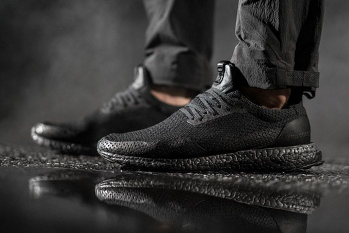 Haven X Adidas Consortium Ultra Boost Triple Black 5
