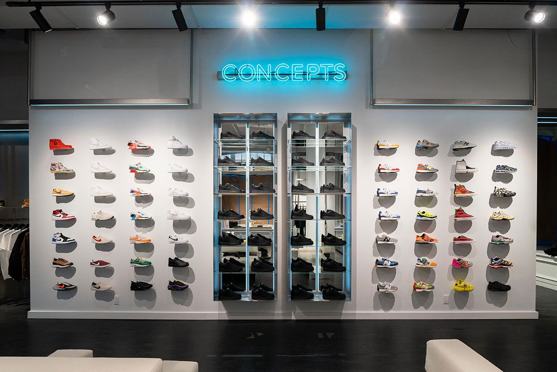 Concepts New York 99 University Place