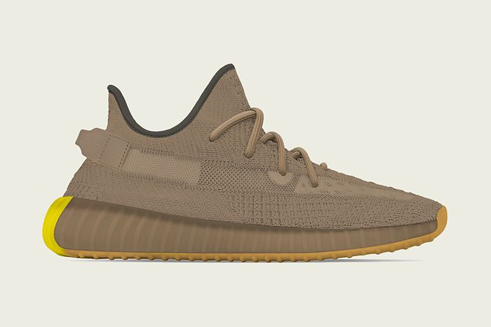 Adidas Yeezy Boost 350 V2 Earth Release Date Lateral