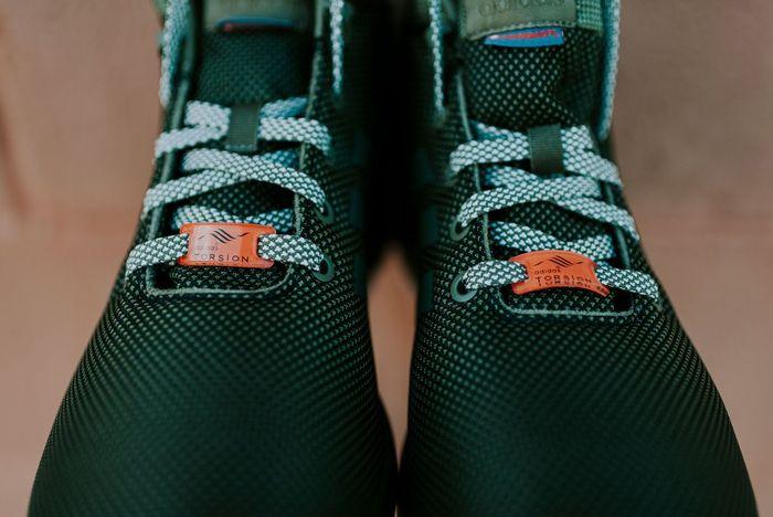 Adidas Zx Flux 58 Tr Green 5