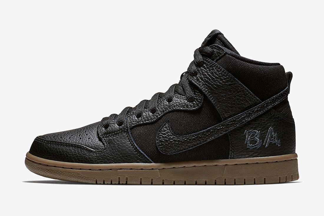 Nike SB Dunk High Brian Anderson Ah9613 001 6