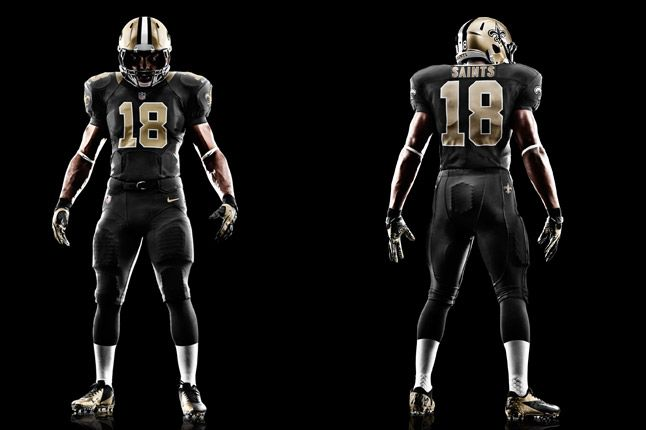 New Orleans Saints Jersey 1