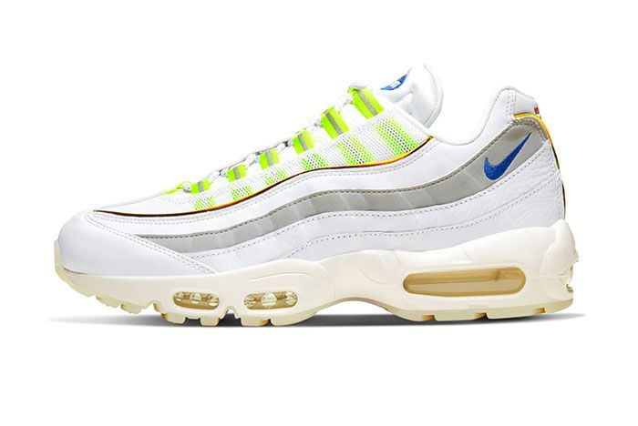 Nike Air Max 95 De Lo Mio Lateral Side Shot