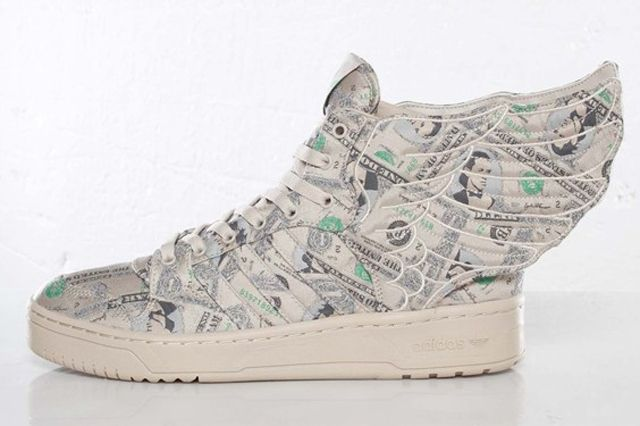 Adidas Jeremy Scott Money