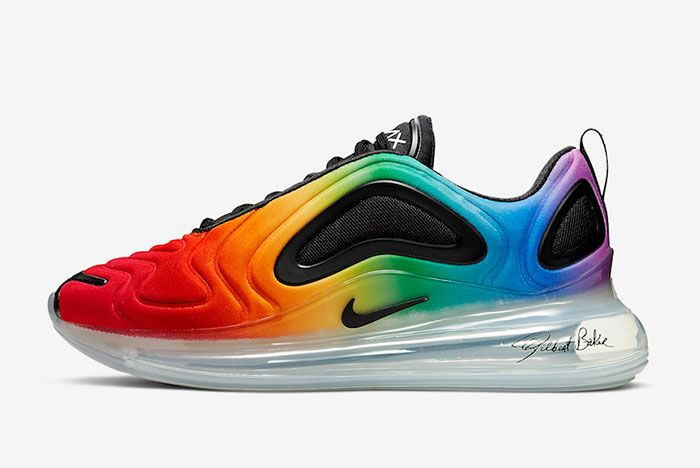 Nike Air Max 720 Be True Cj5472 900 Lateral Side Shot