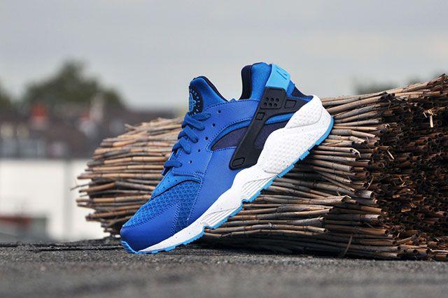 Nike Air Huarache Military Blue