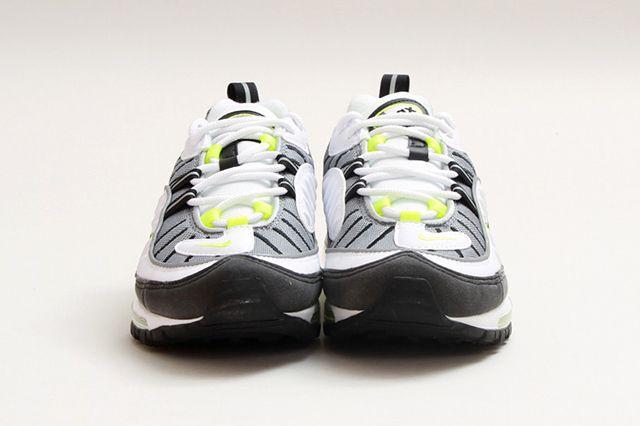Nike Air Max 98 Black Volt
