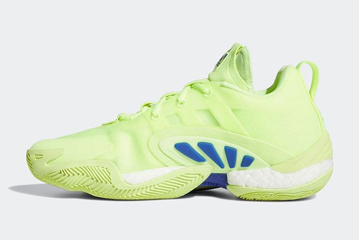 Adidas Crazy Byw X 2 0 Hi Res Yellow Ee6009 Release Date 2 Side