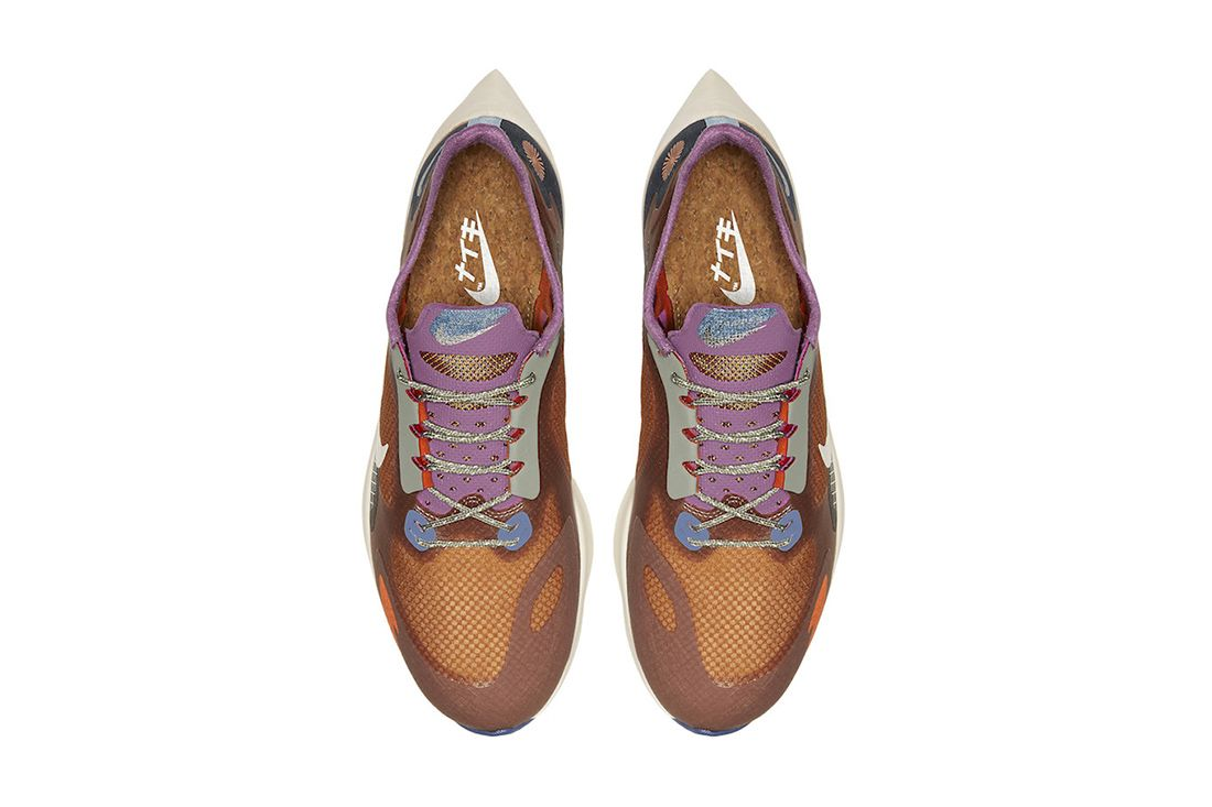 Nike Vapor Street Peg Cork Material Matters Feature