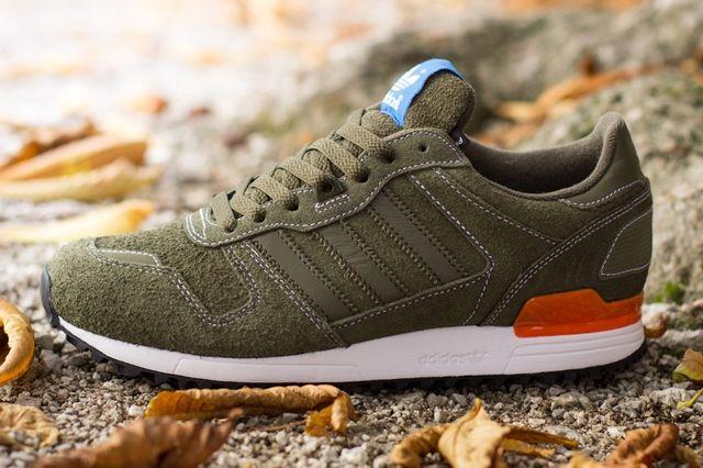 Adidas Originals Zx 700 Oak Profile