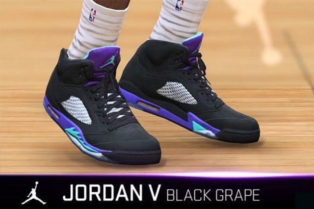 Nba 2 K15 Air Jordan Retros 6