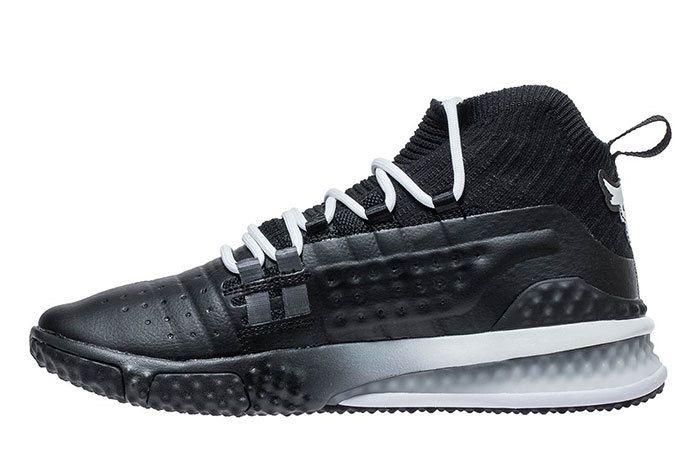 Ua Project Rock 1 Black White 6 Sneaker Freaker
