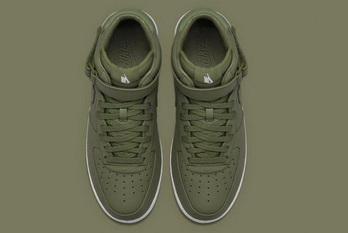 Nike Lab Monochrome Air Force Pack 3