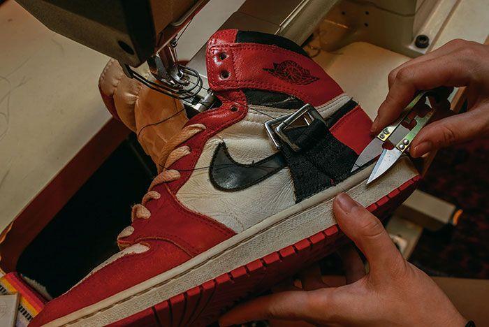 Sbtg Sabotage Rehab S O S Air Jordan 1 Up Close 19