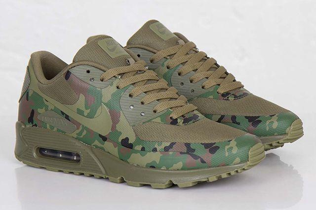 Nike Air Max 90 Sp Japan Camouflage 6