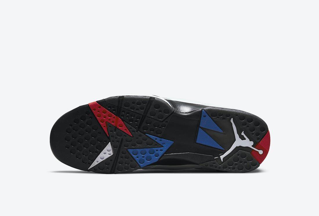 PSG x Air Jordan 7