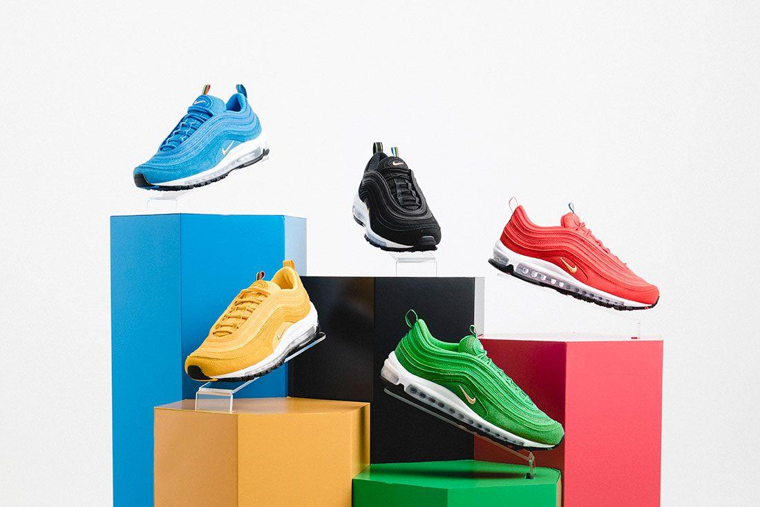 Nike Air Max 97 Olympic Ci3708 400 Ci3708 001 Ci3708 600 Ci3708 700 Ci3708 300 01