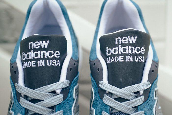 New Balance 997 Made In Usa Ice Blue 8
