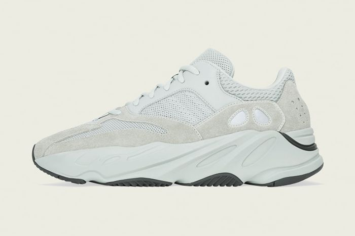 Adidas Yeezy Boost 700 Salt 2019 Release Date Lateral