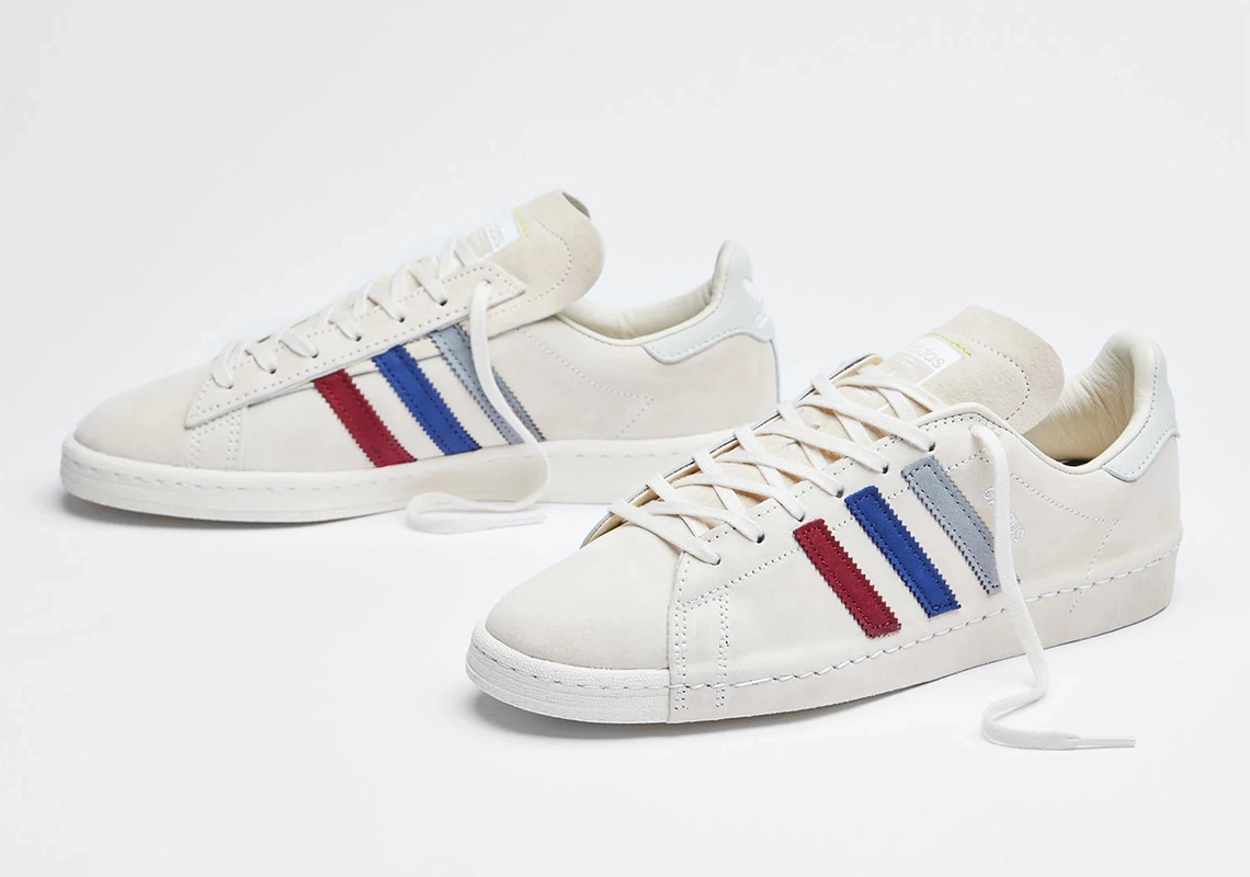 RECOUTURE x adidas Campus 80s FY6755