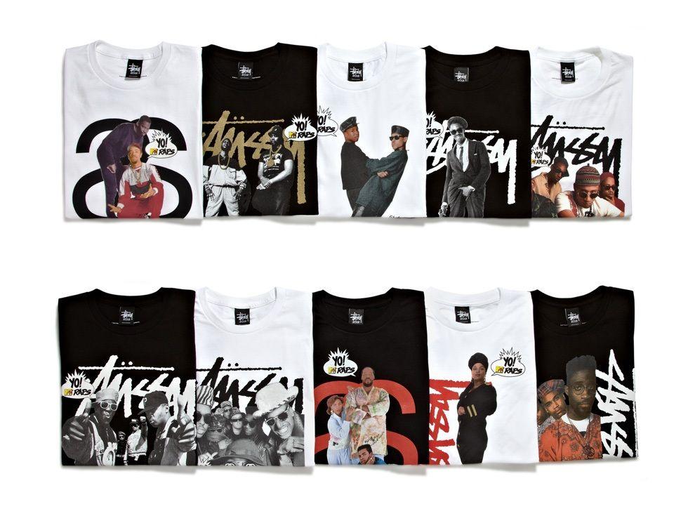 Yo 10 Stussy Shirts