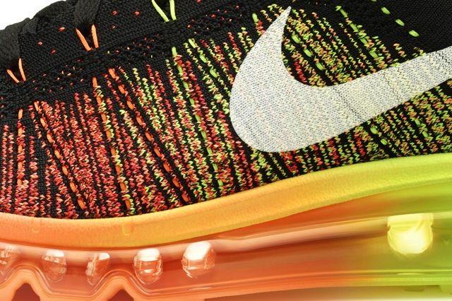 Nike Flyknit Air Max 2