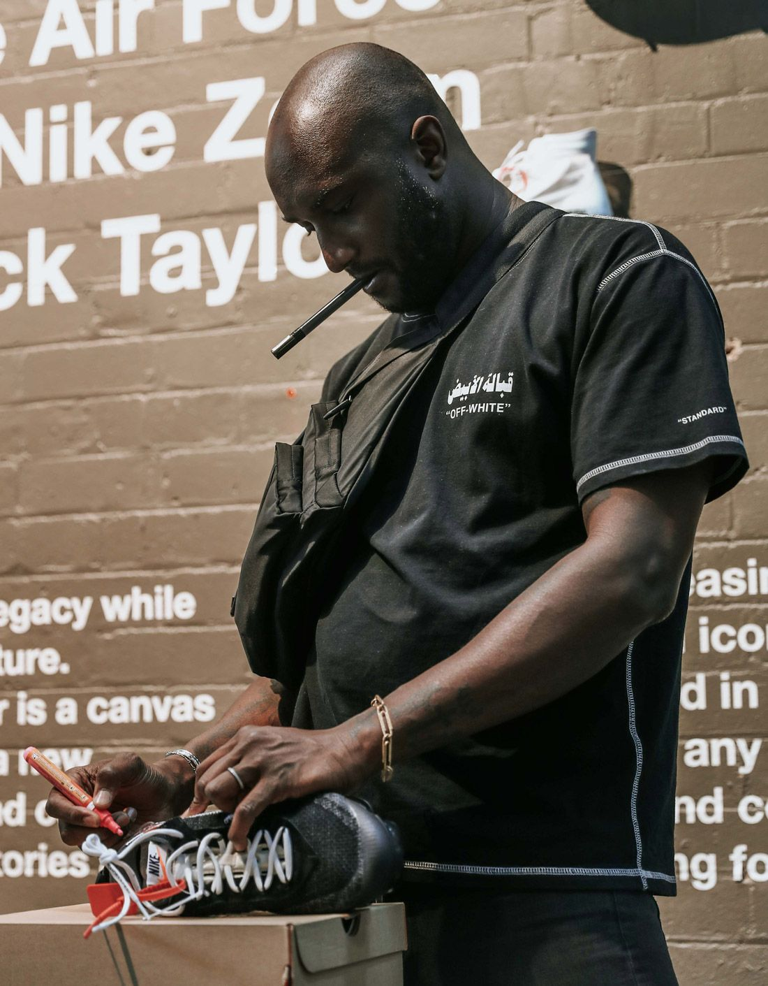 Virgil Abloh Nike Sydney 2017 9