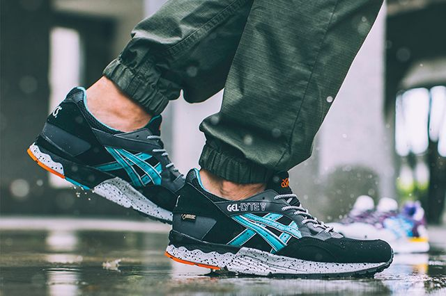 Asics Tiger Gel Lyte V Gore Tex August Delivery