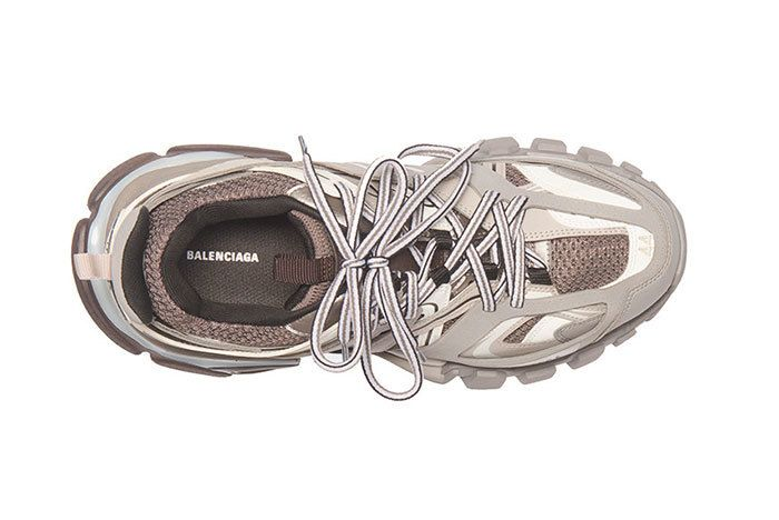 Balenciaga Track Trainer Grey White Available Now4