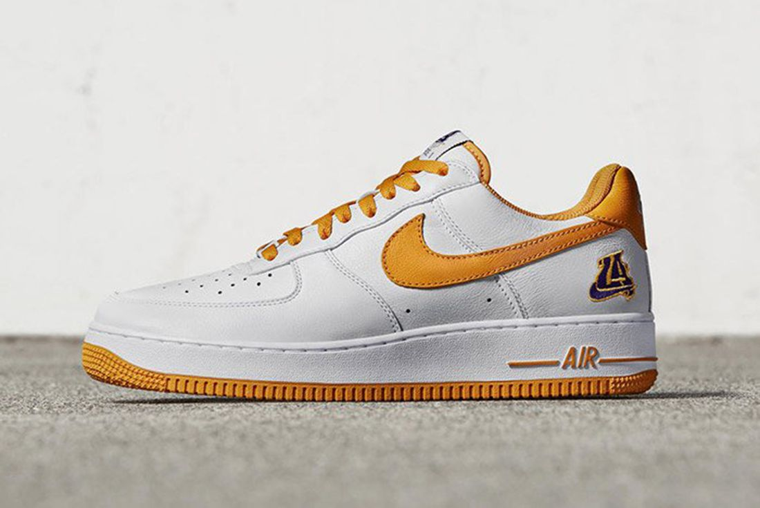 Nike Air Force 1 La Retro 4