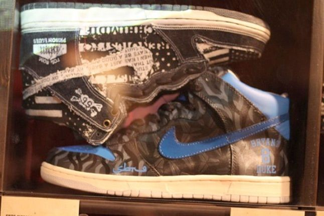 Kicks Lab Nike Dunk High Bryan Duke 1