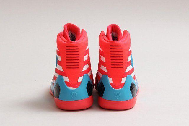 Nike Kobe Ix Elite Gs Laser Crimson 2