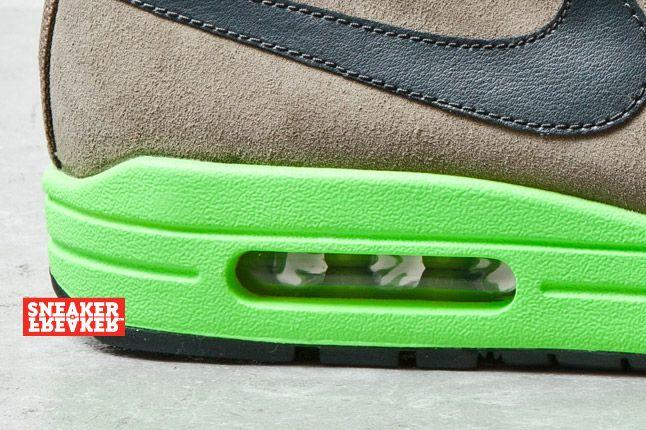 Nike Wardour Max Grey Green 1 Det 2