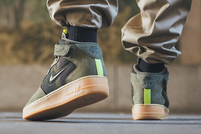 Nike Air Force 1 Mid Jewel France 1