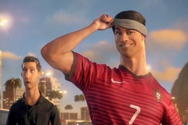 Nike Football Ronaldos Free Kick 1
