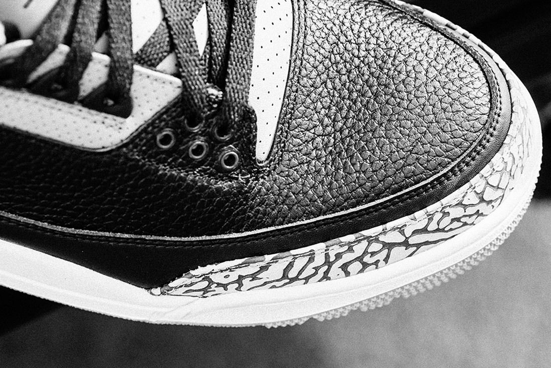 Air Jordan 3 Black Cement Australia 6