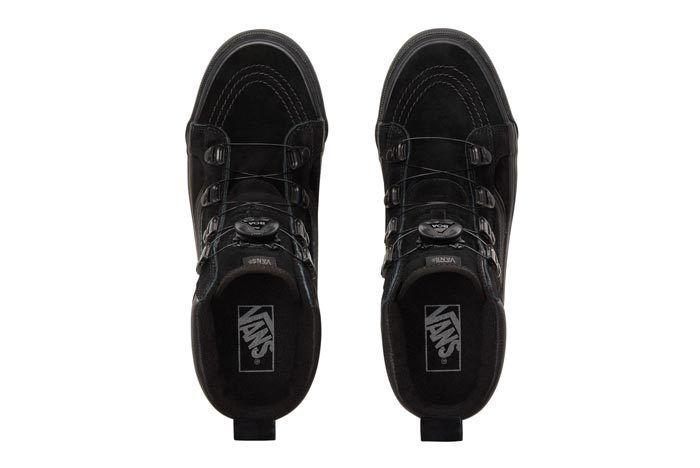 Vans Sk8 Hi Mte Boa Black 5