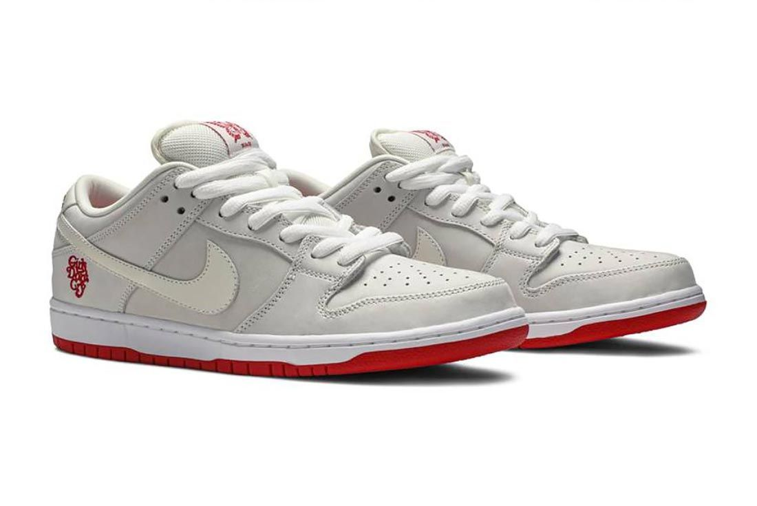 Girls Dont Cry Nike Sb Dunk Low Ff Lateral Side Shot