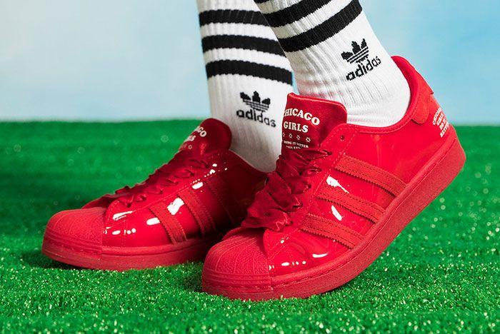 Adidas Superstar Chicago Girls
