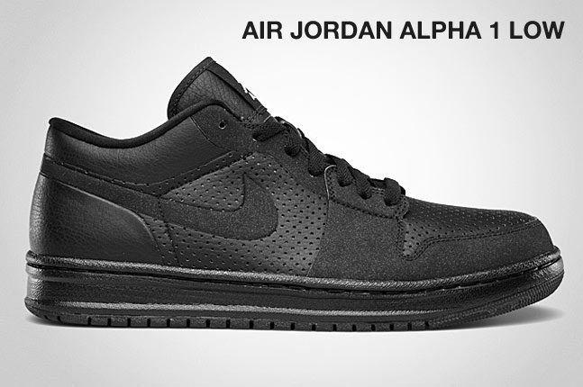 Air Jordan Alpha 1 Low 1