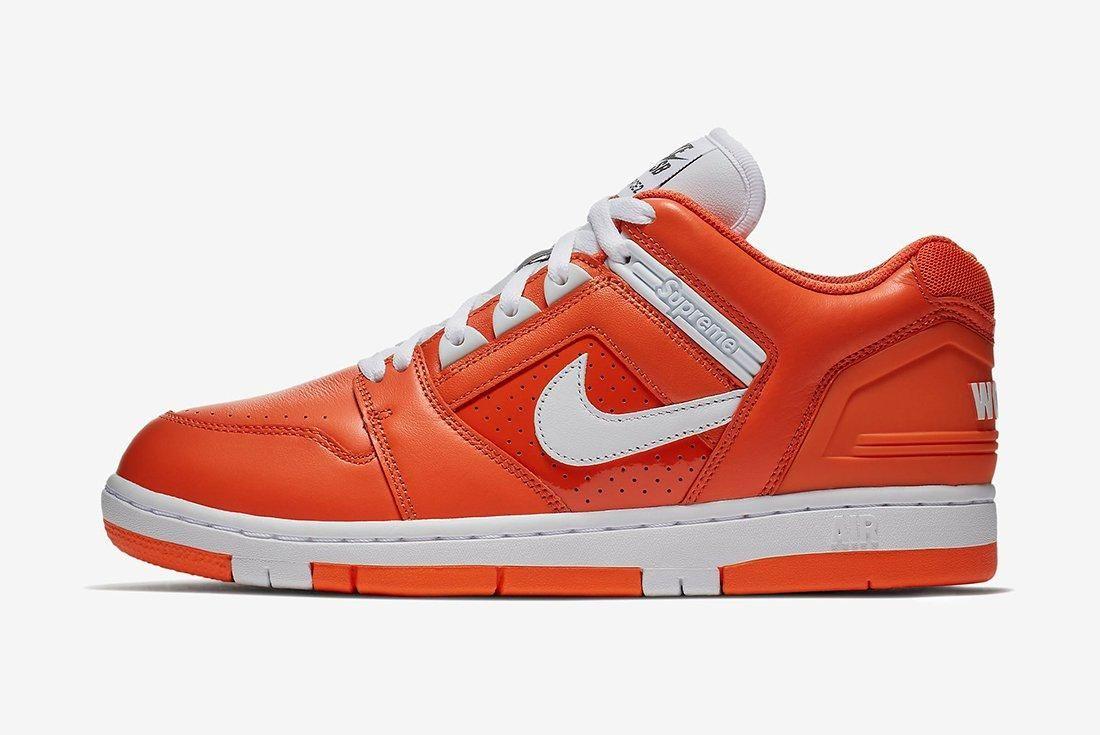 Supreme X Nike Air Force 2 21