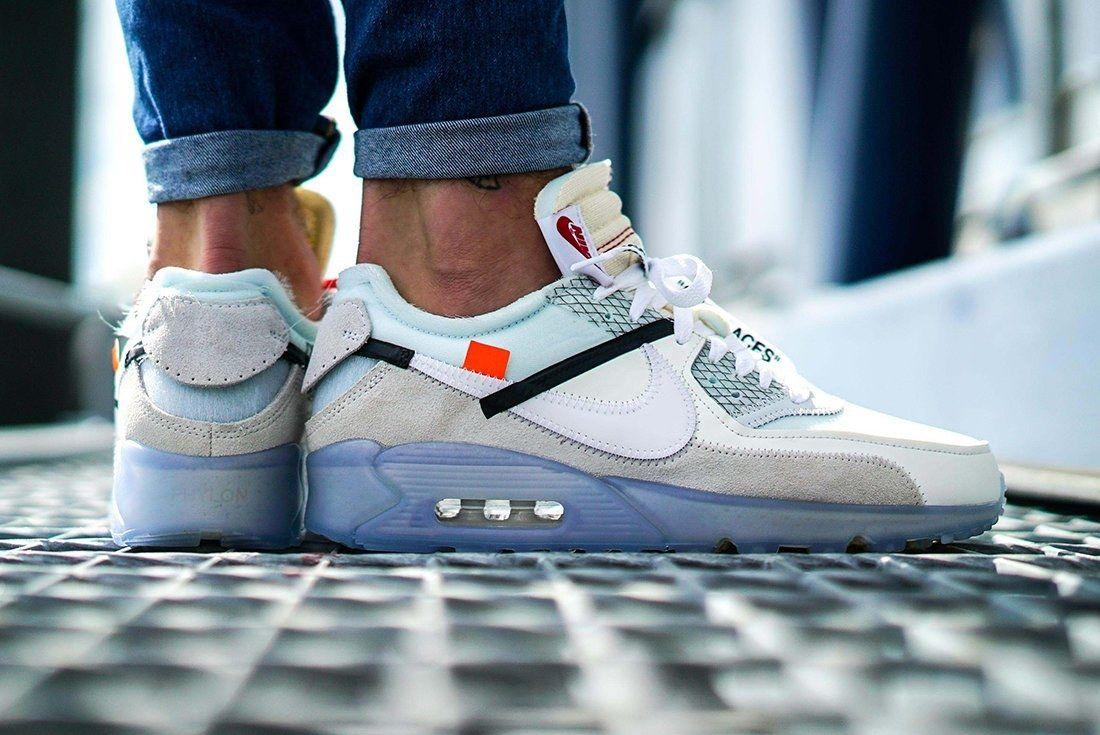Off White X Nike Air Max 90 3