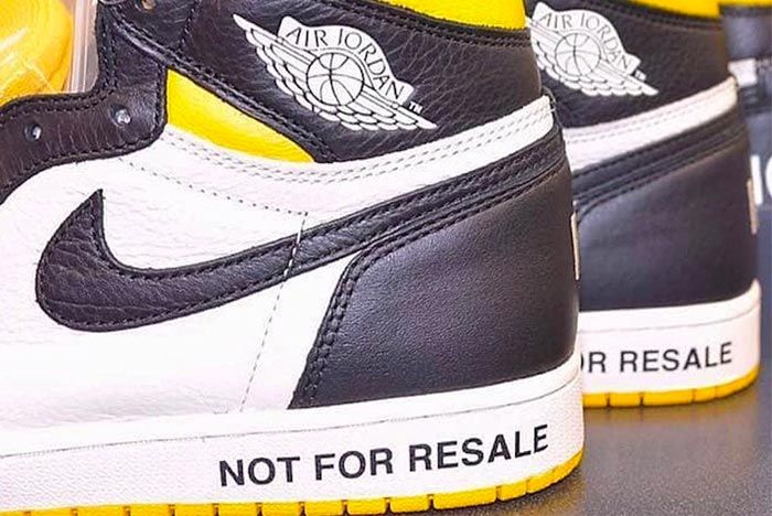 Jordan Brand Air Jordan 1 No Ls